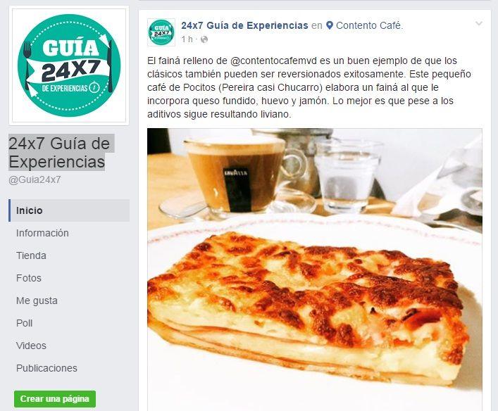 24×7 guía de experiencias