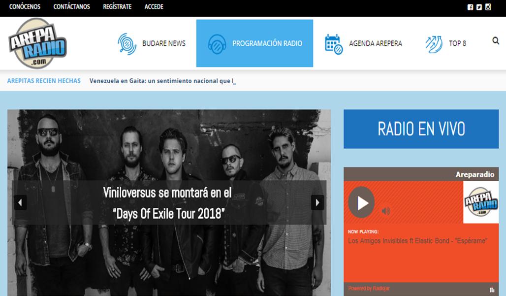 Arepa Radio