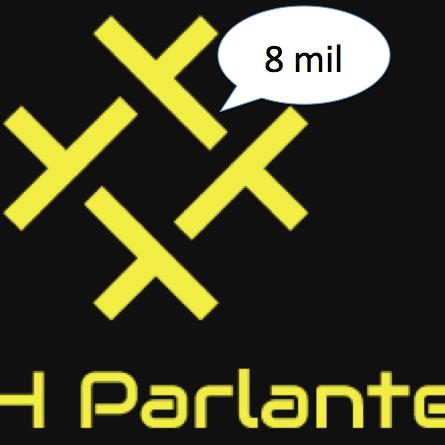 LA H Parlante